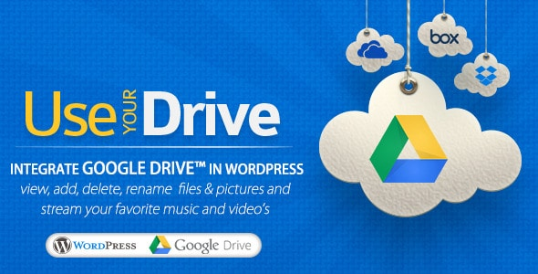 Use-your-Drive | Google Drive plugin for WordPress